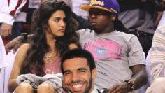 Lil Wayne, Dhea and Drake