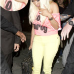 Nicki Minaj diamond engagement ring
