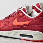 Nike Air Max 1 Premium - Team Red/Jacquard