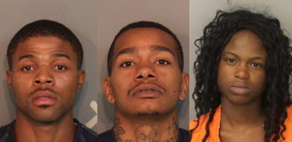 3 Memphis People For Pimping 14 Yr Old Girl on Escort Site Backpage
