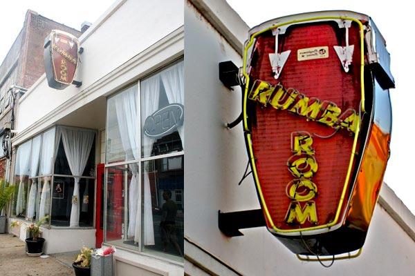 Memphis Rumba Room Nightclub and Salsa Dancing