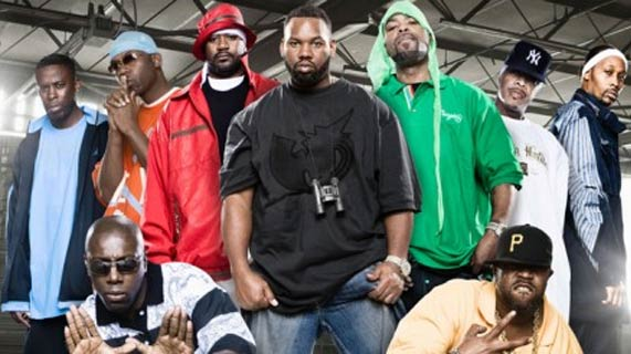 Wu-Tang Clan Rap Group