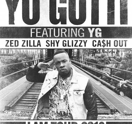Yo Gotti – I Am Tour 2013