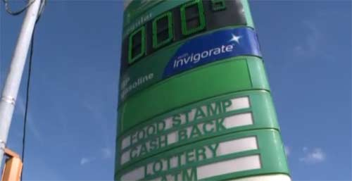 Memphis BP gas station public nuisance