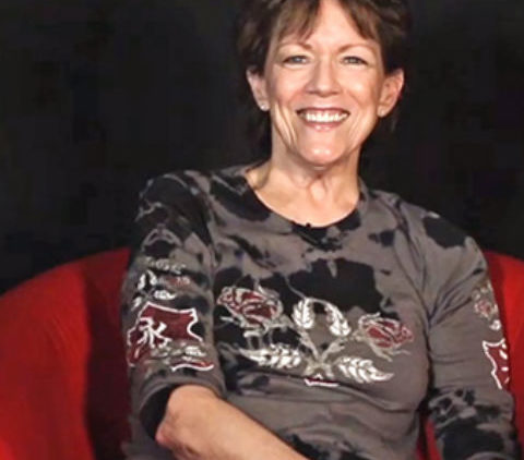 Photo of Susan Bennett – voice of Siri