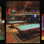 Bass Pro Shop Memphis Pyramid Uncle Buck's Fishbowl & Grill Billiard Room