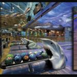 Bass Pro Shop Memphis Pyramid Uncle Buck's Fishbowl & Grill Bowling Alley