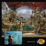 Bass Pro Shop Memphis Pyramid Water Aquariums