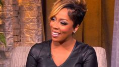 K Michelle new short hairstyle