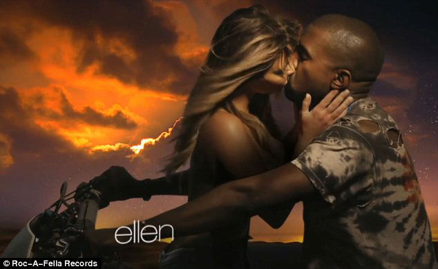 Kim kardashian nude sex tape images 16