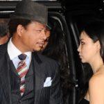 Terrance Howard and new wife Miranda