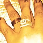 Bobbi Kristina and Nick Gordon wedding rings