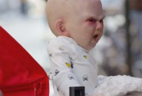 Devils Due demon baby terrorizes city streets