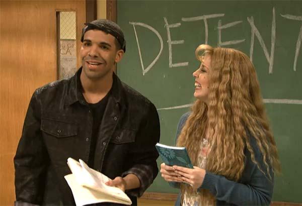 Drake Detention poetry