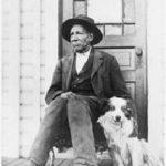 George Washington founder of Centralia Washington in 1875