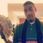 Alleged pimp Patrick Cathey flashes cash on Facebook