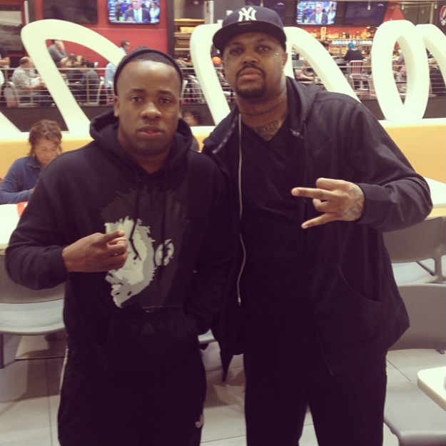 Yo Gotti DJ Paul rivals ends beef. Memphis rappers unite.