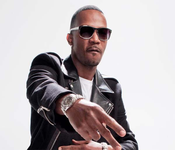 Rapper Juicy J