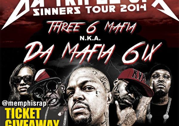 Da Mafia 6ix Contest and Ticket Giveaway