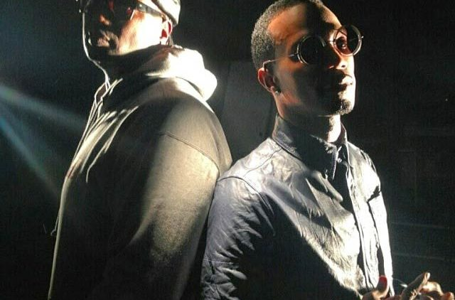 Photo – Juicy J and Project Pat