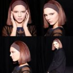 Kendall Jenner shows off hairstyle for Marc Jacobs Fashion Show