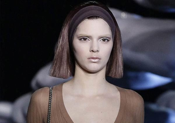 Kendall Jenner –  Marc Jacobs Fashion Show