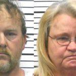 Randall Vaughn and Mary Vaughn mugshot