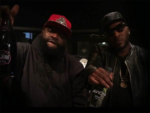 Rick Ross and Young Jeezy