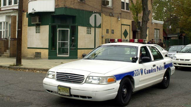Camden New Jersey police