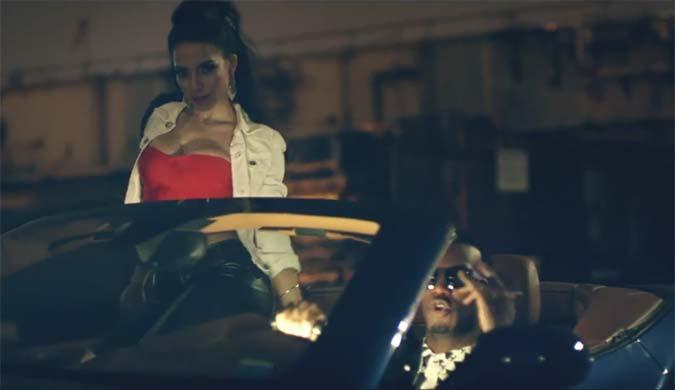 Juicy J ft Chris Brown Talkin Bout music video
