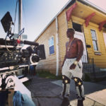 Rapper Lil Boosie fliming music vidoe