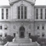 1924 Shelby County Criminal Courts and jail