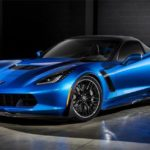 Chevrolet Corvette Z06 2015 drop-top