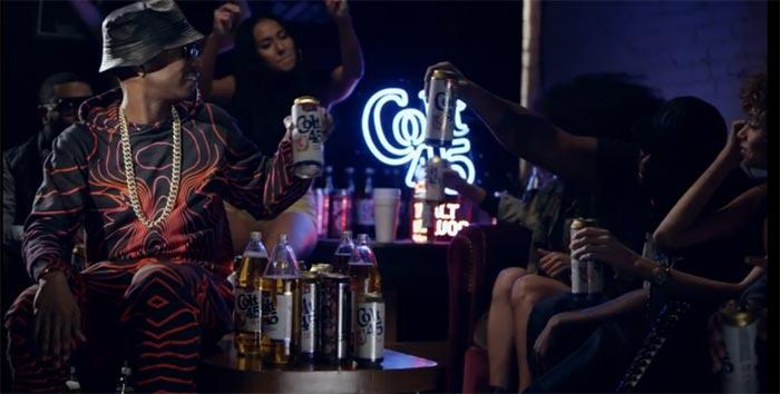 Juicy J Colt 45 Commercial