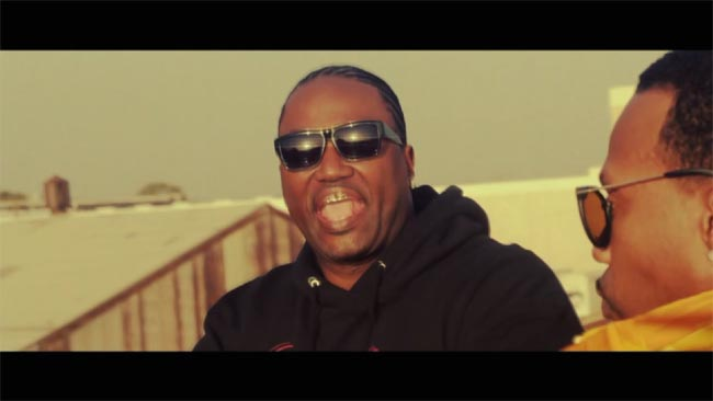 Project Pat Never Be A G music video