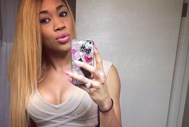 WWE Diva Cameron wrestler selfie