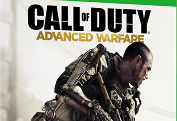 Call of Duty Advanced Warfare coming November 4, 2014 in retail stores.