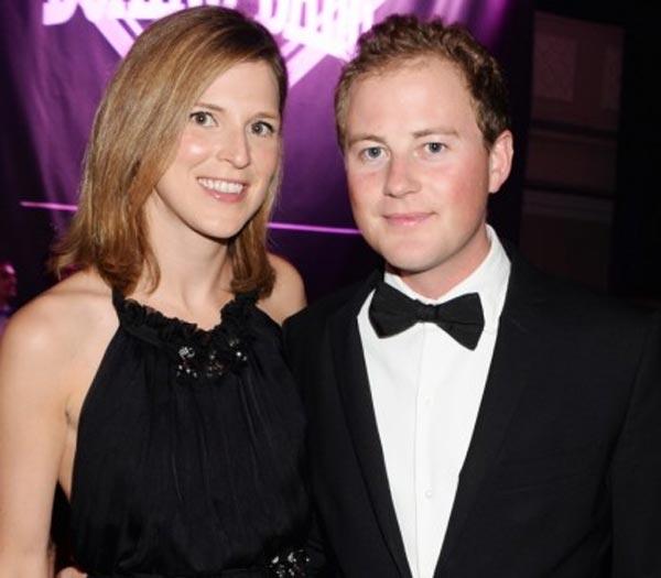 Guy Pelly and Elizabeth Lizzy Wilson
