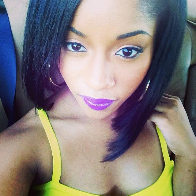 K Michelle younger sister Shalah - 4