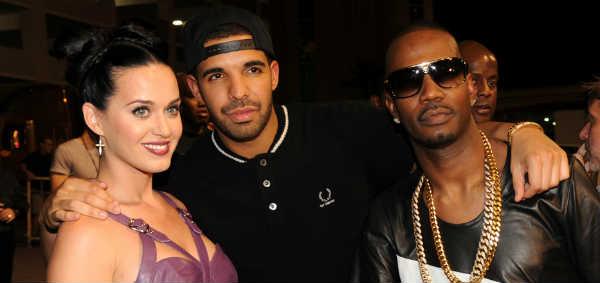 Katy Perry Drake and Juicy J photo