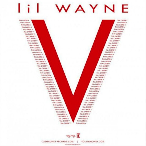 Lil Wayne Tha Carter V album cover artwork