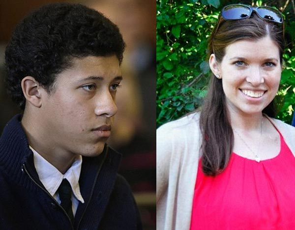 Philip Chism 15 allegedly killed teacher Colleen Ritzer 24