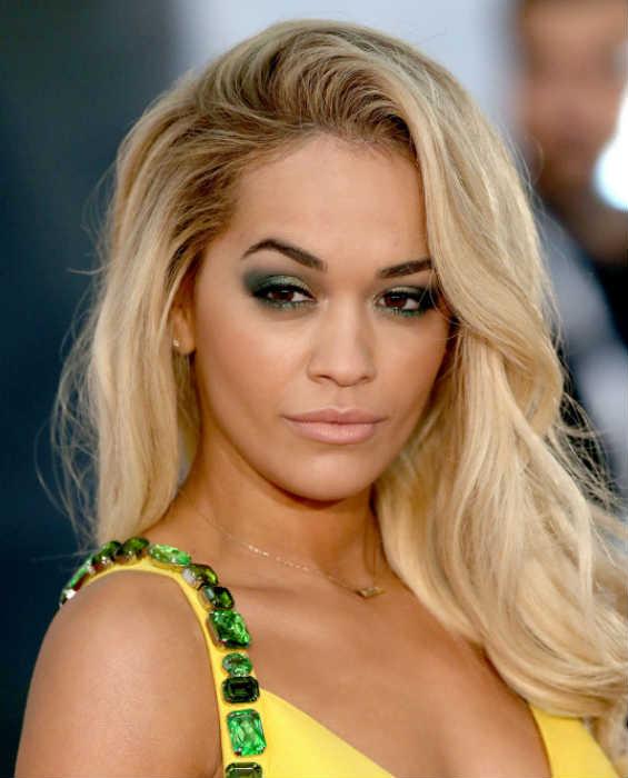 TI groupie looks like Rita Ora