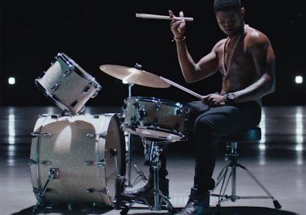 Usher Good Kisser music video