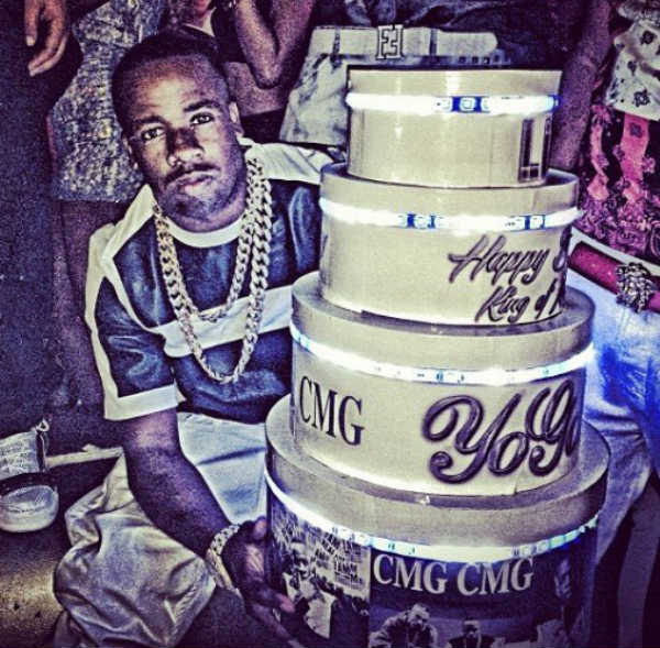 Yo Gotti celebrates 33rd birthday