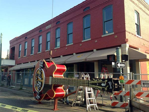 New Hard Rock Cafe Memphis Set For Grand Re Opening July 3