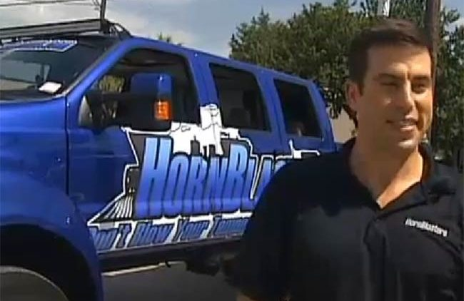 Matthew Heller truck destroyed by Tampa police