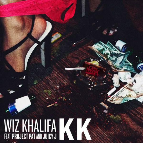 Wiz Khalifa ft. Project Pat and Juicy J - KK