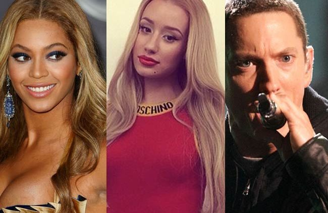 MTV Video Music Awards 2014 Nominees – Beyonce, Iggy, Eminem leads