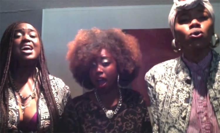 RnB singers Tha Group Memphis